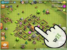 big clash of clans base how to have a good base in clash of clans 12 steps
