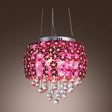 Chandelier Strands Fashion Style Glass Prism Ceiling Lights Shaded Lights Strands