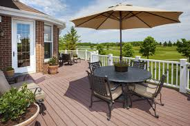 Backyard Decks Images by Step Up To A Better Deck 7 Trends The Allstate Blog