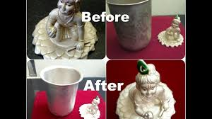 Silver Items How To Clean Silver Items At Home Easy Way To Clean Silver Pooja