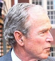 bush hairs ten years on george w bush s hair