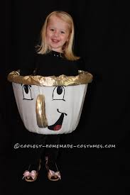 Halloween Costumes Beauty Beast Cool Homemade Costume Determined Chip