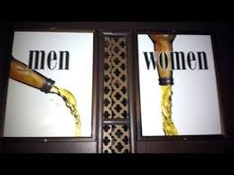 Mens And Womens Bathroom Signs 125 Funny U0026 Creative Toilet Signs Bathroom Humor Youtube