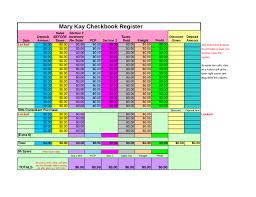 2017 checkbook register fillable printable pdf u0026 forms handypdf