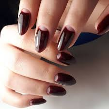 55 amazing designs for burgundy nails captivating and trendy