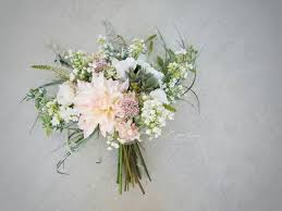 silk bridal bouquet wellsuited artificial wedding flowers affordable silk bridal