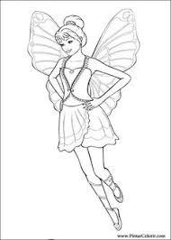 diario rosa desenhos da barbie imprimir colorir