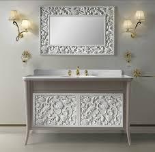 bathroom cabinets wall of vintage style bathroom mirrors old