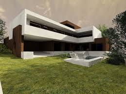 Modern Minimalist House Design with basement CA01  YouTube