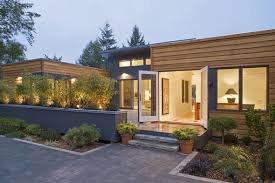 build on site homes pre fab home built in a factory with green materials and delivered