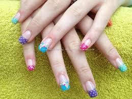 nail tip colors designs choice image nail art designs