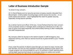 13 letters of introduction samples informal letters