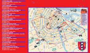 Hop On Hop Off Map New York by Tickets To Hop On Hop Off Sightseeing Amsterdam