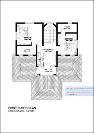 kerala villa plan and elevation 2061 sq feet home appliance