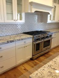 Kitchen Backsplash Accent Tile White Subway Tile Backsplash Backsplash U0026 Accent Pieces
