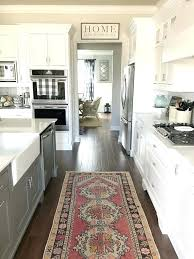 Farmhouse Kitchen Rug Rug Runners For Kitchen Farmhouse Kitchen Rug Best