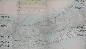Nautical Maps Geogarage Blog The Coral Reef Loss Data Hidden In Old