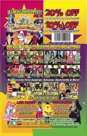 20 coupon for spirit halloween halloween part 2 u2013 costume coupons and stellar deals dani u0027s