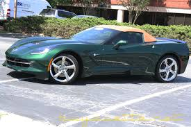 2014 corvette stingrays for sale 2014 corvette stingray z51 3lt convertible for sale at buyavette