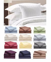 Bed Sheet Sets King by Italian Collection 1800 Count 4 Piece Bed Sheet Set King