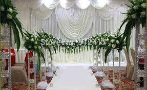 wedding backdrop design aliexpress buy wholesale and retail solid white luxury