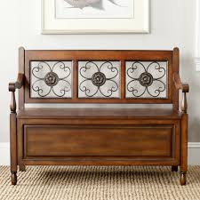 entryway storage bench with coat rack racks design and ideas image
