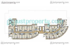 majestine allure floor plans justproperty com