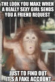 Sexy Monkey Meme - that look you make imgflip