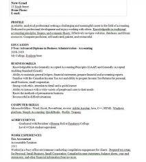 inexperienced resume help please