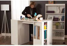 counter height craft table south shore crea counter height craft table with storage pure