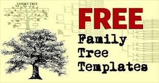 printable free family tree template free family tree template printables 247moms free printables