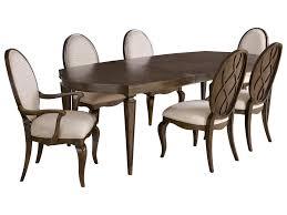 broyhill furniture cashmera leg dining table expandable to 96