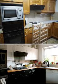 kitchen cabinet paint colors b q interiors kitchen makeover with b q oyster pearl uk