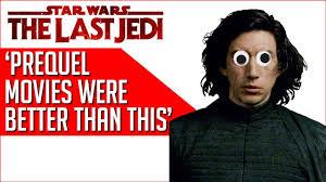 Et Is A Jedi Meme - the laymen review roast the last jedi youtube