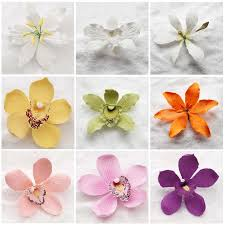 edible cake decorations edible cake orchids
