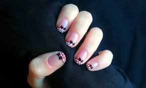 images of minnie mouse nail art u2013 new super photo nail care blog