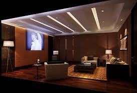 Home Theater Interior Design Ideas Home Design Ideas - Home theatre interior design pictures