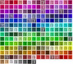 Hex Color Yellow by Hexadecimal Color Codes