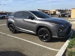lexus wheels and tires 2016 lexus rx350 with plasti dip on chrome and wheels club lexus