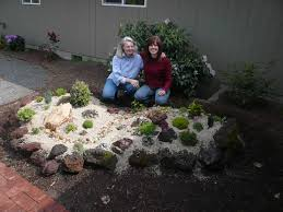 Garden Ideas With Rocks Small Rock Garden Designs Design Decoration