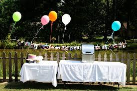 backyard bbq wedding ideas outdoor furniture design and ideas