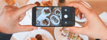 reseau social cuisine instagram quand le réseau social s invite dans nos assiettes le