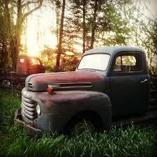 Classic Ford Truck Junk Yards - derelict abandoned junkyard truck pic thread ford truck