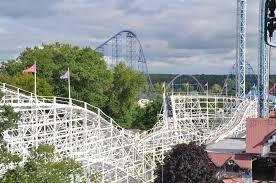 Six Flags Agawam Thunderbolt Six Flags New England