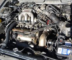 toyota camry v6 engine curbside review 1990 toyota camry le v6 the about