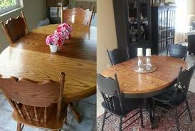 kitchen table refinishing ideas refinishing kitchen table lightandwiregallery com