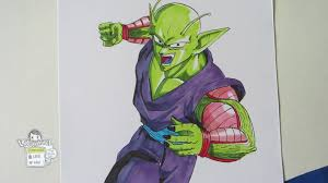 Piccolo Halloween Costume Draw Piccolo Dragon Ball ピッコロ ジュニア