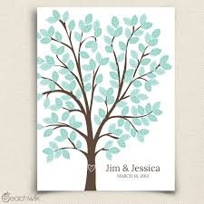 tree signing for wedding dreamwik wedding tree guestbook alternative by peachwik