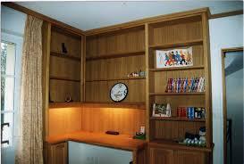 bibliothèque avec bureau intégré 22 moderne concept bureau bibliothèque intégré inspiration maison