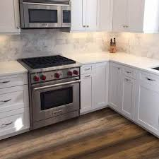 white kitchen cabinets with vinyl plank flooring deco floor timber 12mil vinyl plank 7 x 48